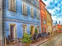 Град Телк в Чехия