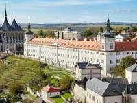 Катедрален град Кутна Хора в Чехия