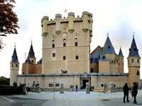 Alcázar de Segovia - ESPAÑA
