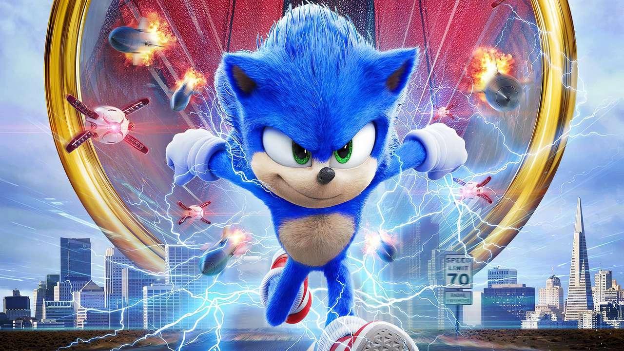 Sonic 1st - Rozwiąż zagadkę tego Sonicca (8×5)