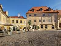 Град Чески Крумлов в Чехия