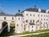 Замъкът Пардубице в Чехия