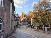 Liberec city in Czech Republic