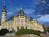 Πόλη Liberec στην Τσεχική Δημοκρατία