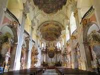 Olomouc Monastery Czech Republic