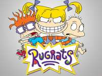 Rugrats Angelica Scaring