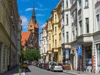 Město Ostrava v České republice
