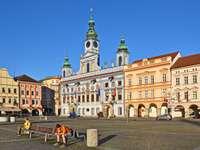 Budweis in Tschechei