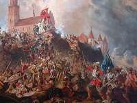 El asedio de Jasna Góra