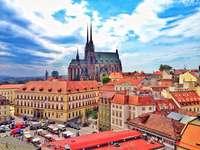 Brünn Stadt in Tschechei