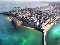 Saint Malo, Francia