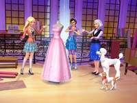 Barbie i modevärlden
