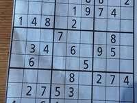 Παζλ Sudoku