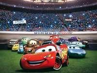 Disney-bilar