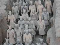 The warriors of Xian