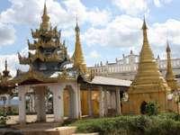 Buddhistiska tempel