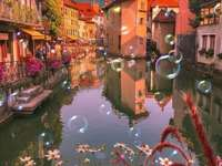 Frankrike-Annecy.