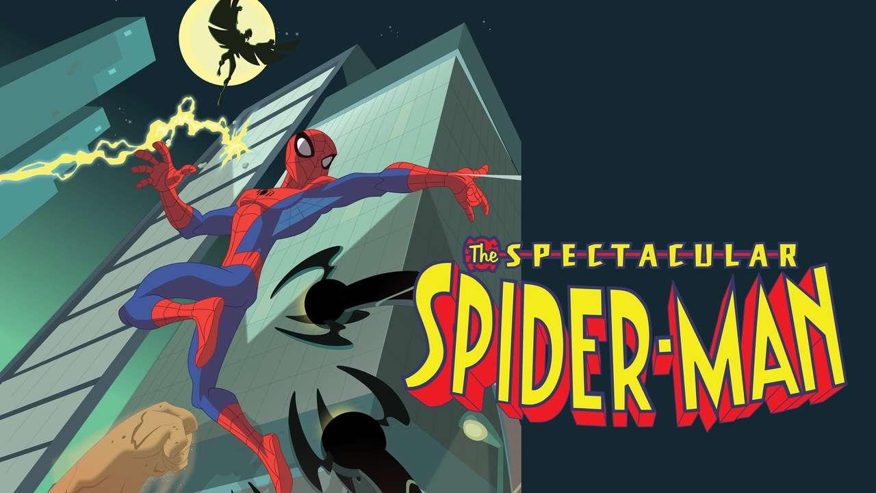 Spektakularny Spider-Man - Rozwiąż tego pająka (10×6)