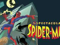 Spider man θεαματικό