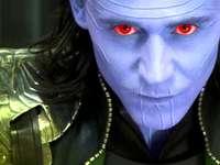 Jotun Loki Avengers Glare