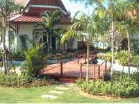Тропическа градина