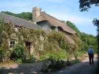 Stuga i Cornwall
