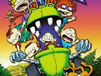 Rugrats in the field