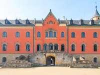 Sychrov slott Tjeckien