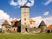 Svihov slott Tjeckien