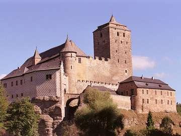 Castelul Kost din Republica Cehă