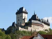 Karlstejn Castle Czech Republic