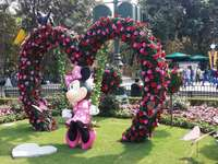 Jardim do Mickey Mouse