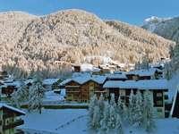 планинско село
