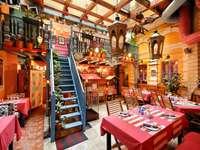 Ресторант Прага Чехия
