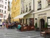 Prágai étterem Csehország