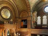 Пражка синагога Чехия