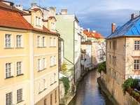 Пражки градски канал Чехия