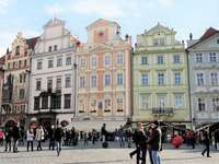Prag Innenstadt Tschechei
