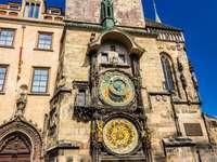 Пражки часовници на Старото кметство