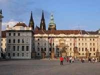 Prags slott Tjeckien