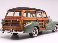 1947 Oldsmobile 66 Station Wagon