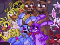 dziewczęce wersje animatroniki