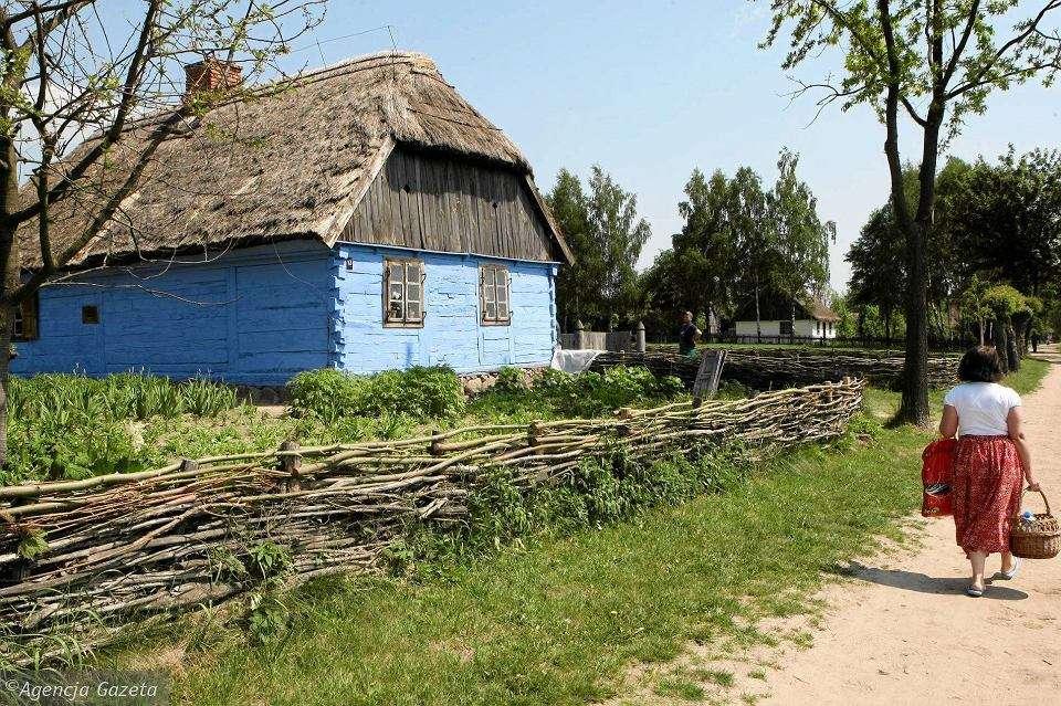 múzeum a mazóviai vidéken - m (13×9)