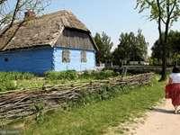 museum på den masoviska landsbygden