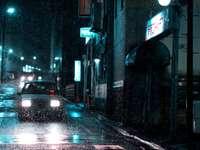 Tokió éjfél