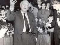 Kazimierz Lisiecki - az Oktatási Központ védnöke