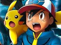 Ash i Pikachu