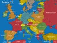 Η Ευρώπη μετά το 1918