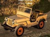 1945 jeep CJ-24 USA