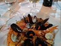 Risotto frutti di mare
